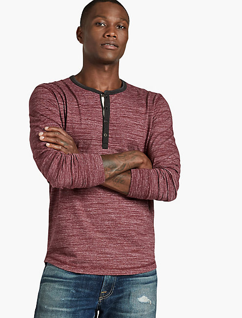 Mens Long Sleeve T Shirt | Lucky Brand