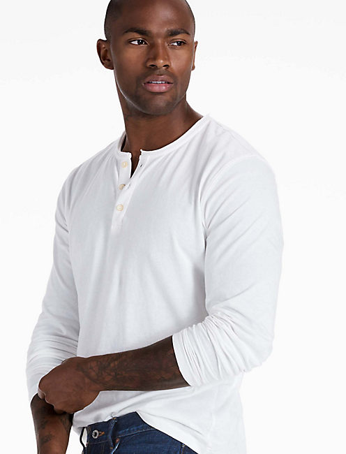 ROUGH EDGE HENLEY,