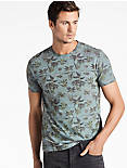 SOUTH BEACH PRINTED TEE, MULTI