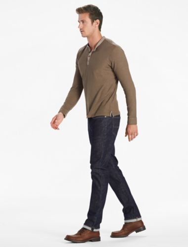 Lucky Refined Henley