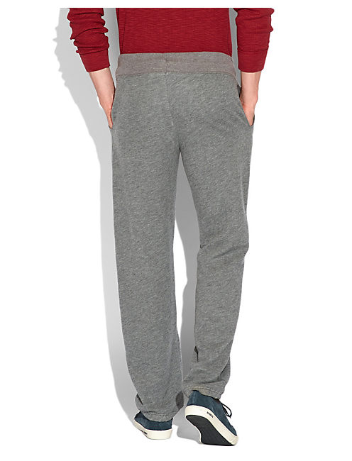 PERFECT SWEATPANTS, HEATHER GREY