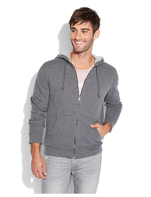 GREY LABEL PERFECT HOODIE, CHARCOAL