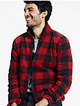 BUFFALO CHECK POLAR FLEECE,