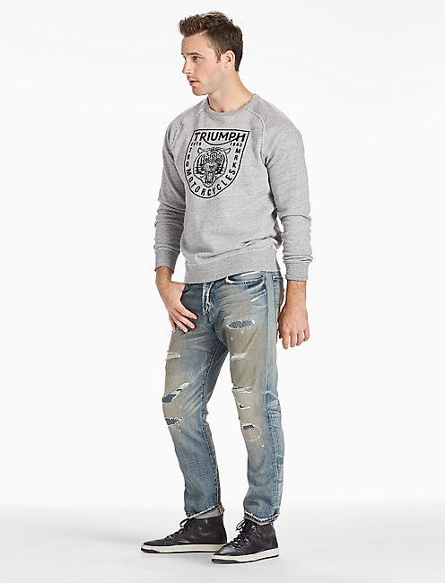Lucky Triumph Crew Sweatshirt