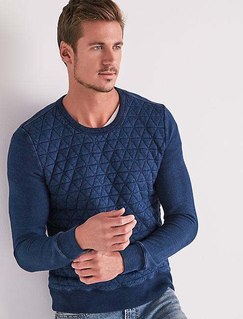QUILTED CREW,