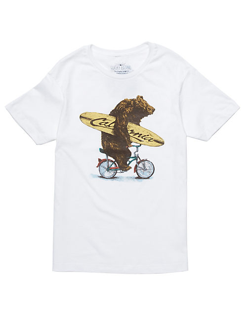 BEAR CRUISER, WHITE