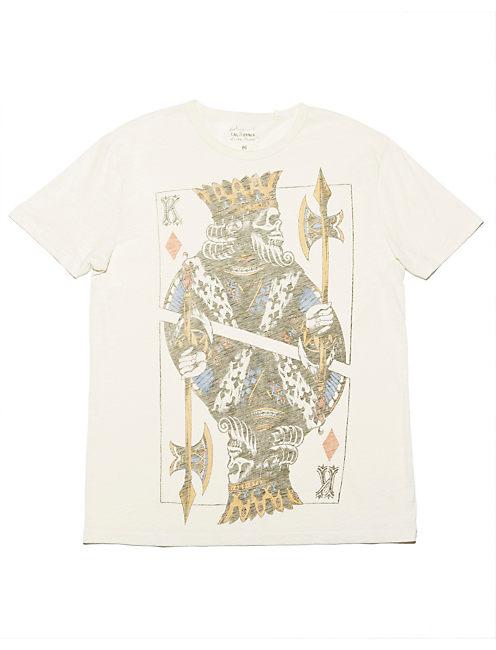 KING OF DIAMONDS, TURTLEDOVE
