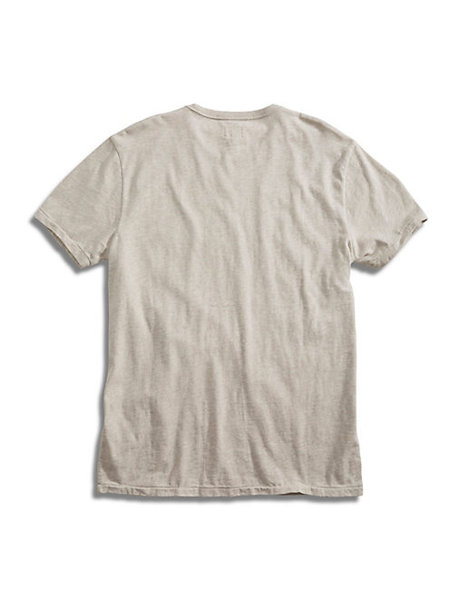TRIUMPH SPEED TEE, OATMEAL