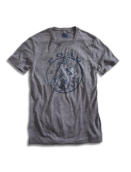 COBRA PISTON, HEATHER GREY