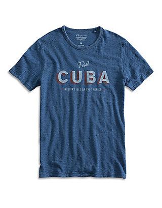 LUCKY VISIT CUBA