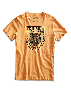 TRIUMPH TIGER HEAD TEE