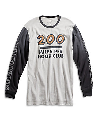 LUCKY 200 MILES