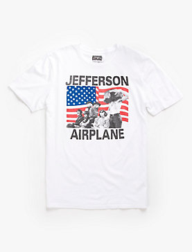 JEFFERSON AIRPLANE FLAG