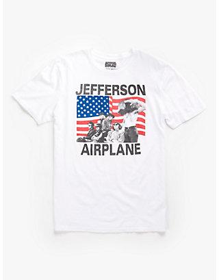 LUCKY JEFFERSON AIRPLANE FLAG