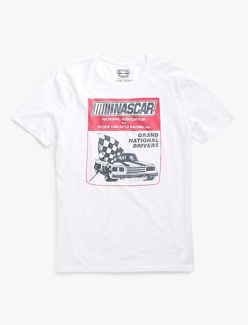 WINSTON NASCAR, BRIGHT WHITE