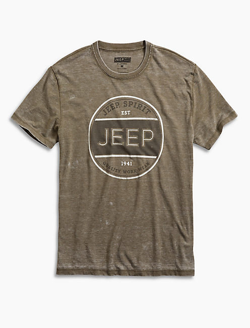 JEEP SPIRIT WORKWEAR,