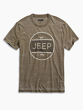 JEEP SPIRIT WORKWEAR TEE