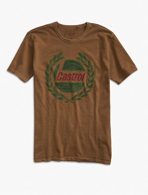 CASTROL CREST TEE, ELMWOOD
