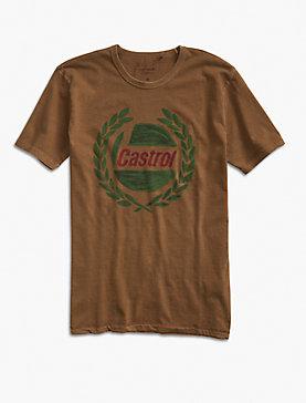 CASTROL CREST TEE