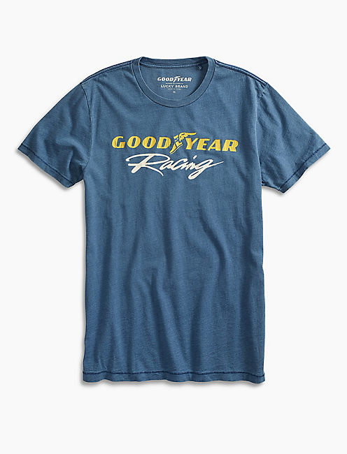 GOODYEAR RACING LOGO,