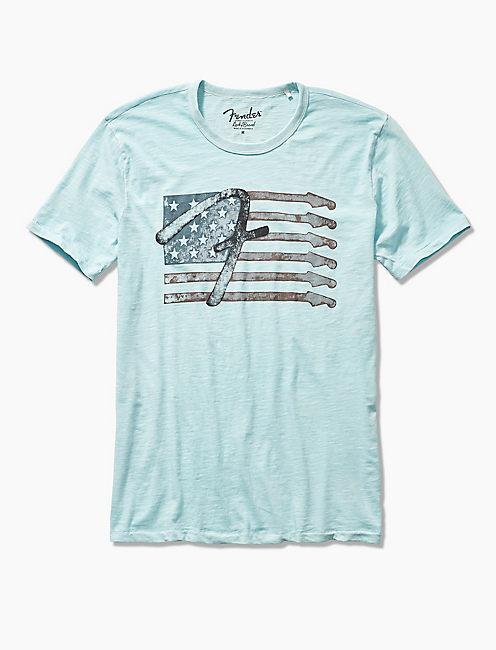 FENDER FLAG, SPRING BLUE #4982