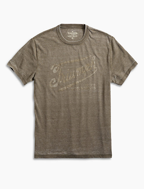 TRIUMPH MOTORCYCLES TEE,