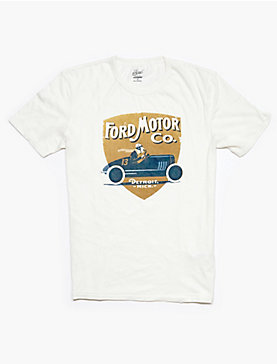 ADAM NICKEL FORD GRAND PRIX TEE