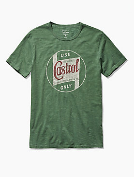CASTROL ONLY TEE