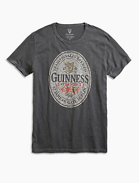 GUINNESS OVAL TEE