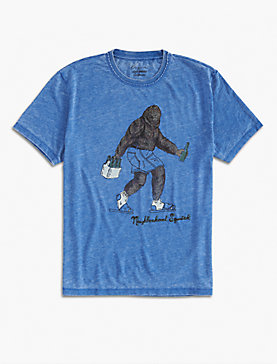 NEIGHBORHOOD SQUATCH TEE
