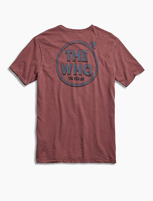 Lucky The Who Native Tee