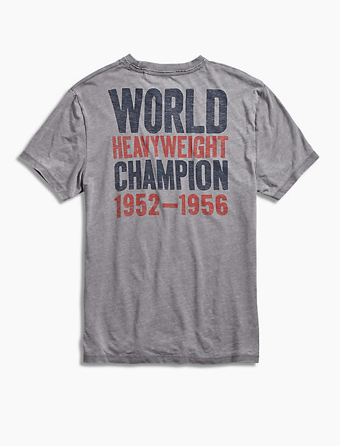 Lucky Rocky Marciano Champ Tee
