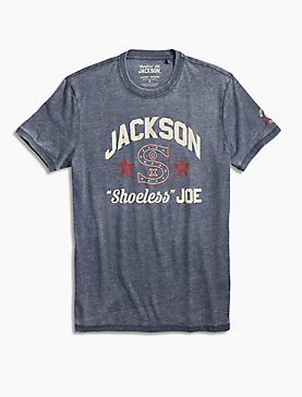 SHOELESS JOE CHAMP TEE