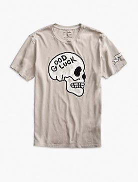 Lot, Stock And Barrel SKULL tee