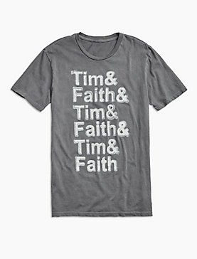 SOUL2SOUL TIM & FAITH TEE