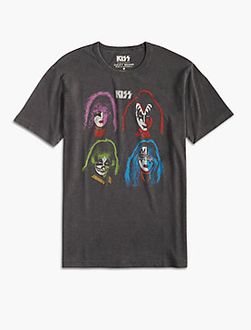 KISS COLOR TEE