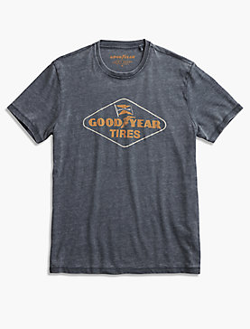 GOODYEAR DIAMOND TEE