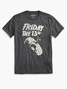 FRIDAY THE 13TH TEE
