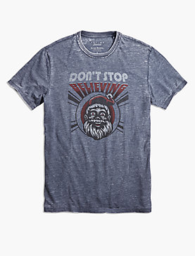 DON'T STOP BELIEVING TEE