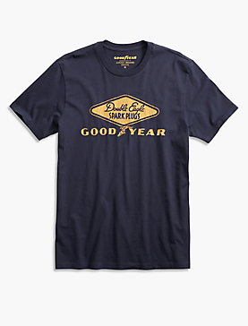 GOODYEAR SPARK PLUG TEE