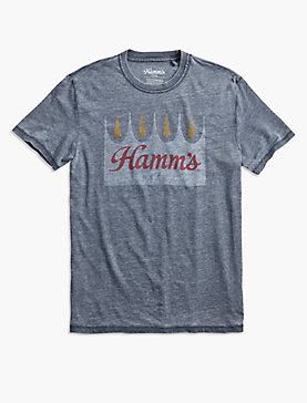 HAMMS CROWN TEE