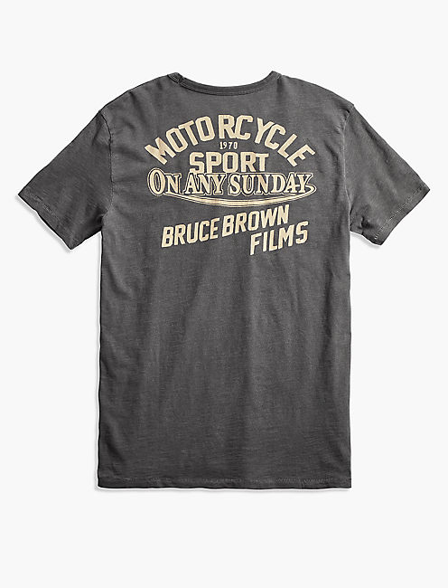 Lucky Bruce Brown Films Tee