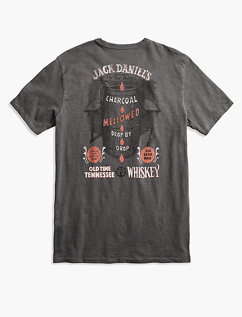 JACK DANIELS MELLOWED TEE,