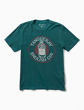 TANQUERAY ENGLISH GIN TEE