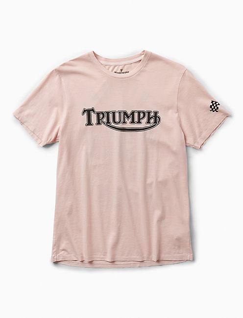 TRIUMPH SPEED RECORD TEE,