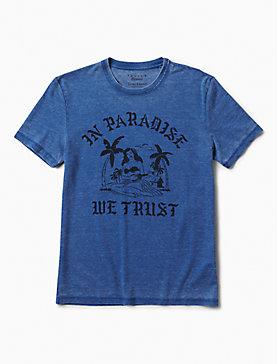 PARADISE TRUST TEE