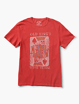 KINGS POKER HALL TEE