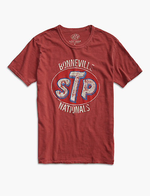 STP NATIONALS, POMPEIAN RED