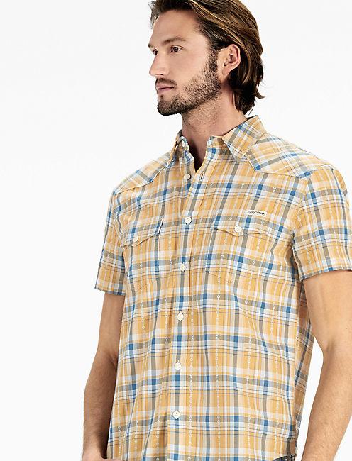Short Sleeve San Gabriel Western SHIRT,