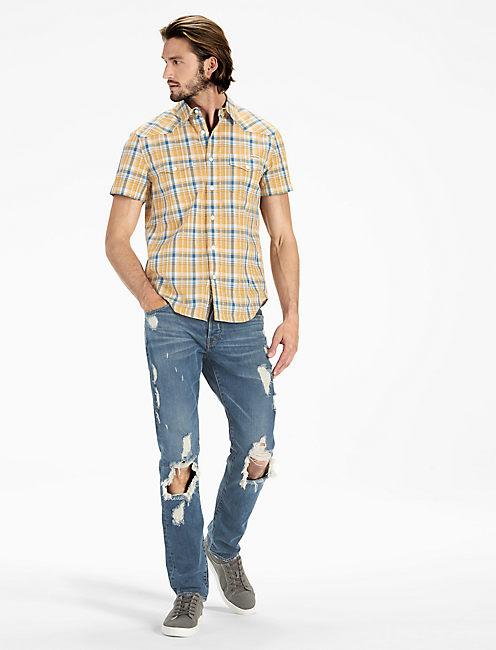 Lucky San Gabriel Western Shirt